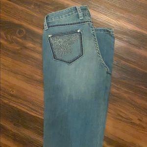 Rock 47 Wrangler Jeans NEW